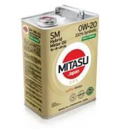 Mitasu. Вязкость 0W-20, синтетическое