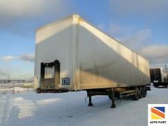 Kogel. Продам Полуприцеп SP24 цельнометаллический фургон в Москве, 2 800 000 кг.