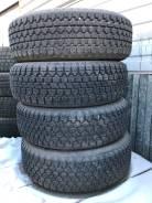 Bridgestone Blizzak PM-20. Зимние, без шипов, износ: 10%, 4 шт