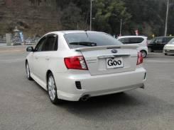 Обвес кузова аэродинамический. Subaru Impreza, GE7, GE6, GE3, GE2