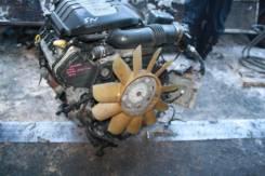 Двигатель в сборе. Isuzu Bighorn Isuzu Wizard Isuzu MU Isuzu VehiCross Двигатель 6VD1