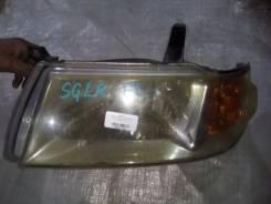 Фара. Mazda Bongo Friendee, SGLR