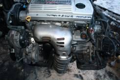 Двигатель в сборе. Toyota: Mark II Wagon Qualis, Alphard, Kluger V, Highlander, Windom, Solara, Pronard, Sienna, Harrier, Camry, Estima, Avalon Двигат...