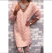 Платья-свитеры. 44, 46, 48