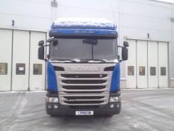Scania. Седельный тягач G400 2014 г. в, 10 500 куб. см., 13 000 кг.