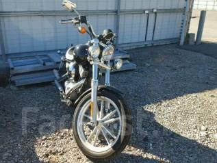Harley-Davidson Dyna Wide Glide. 1 600 куб. см., исправен, птс, без пробега