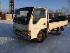 Isuzu Elf. Отличный грузовик, 2 500 куб. см., 1 498 кг.