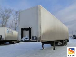 Kogel. Продается полуприцеп SP24 цельнометаллический фургон, 28 800 кг.