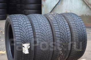Dunlop SP Winter Sport 3D. Зимние, без шипов, износ: 10%, 4 шт