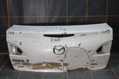 Крышка багажника. Mazda Mazda3, BL