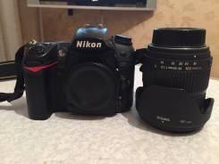 Продам зеркалку Nikon D 7000