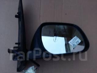Зеркало заднего вида боковое. Toyota Ractis, NCP100, NCP105, SCP100 Двигатель 1NZFE
