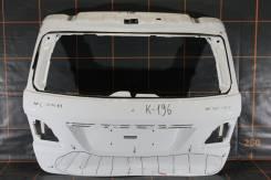 Крышка багажника. Mercedes-Benz ML-Class Mercedes-Benz Viano