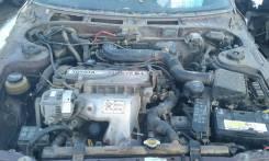 Механическая коробка переключения передач. Toyota Corona Exiv, ST181 Двигатели: 4SFE, 4SFI