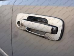 Накладка на ручки дверей. Nissan X-Trail, PNT30, T30, NT30