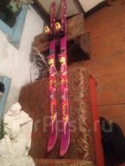 Лыжи горные. 185,00см., горные лыжи, универсальные