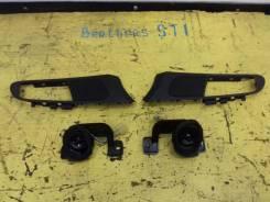 Динамик. Subaru Legacy B4, BL5 Двигатель EJ20