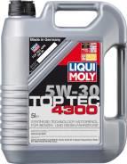Liqui moly Top Tec. Вязкость 5W-30, синтетическое