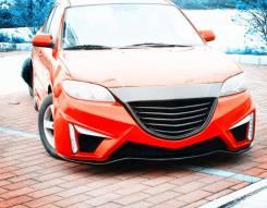 Обвес кузова аэродинамический. Mazda Axela, BK3P, BKEP, BK5P Mazda Mazda6. Под заказ
