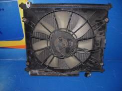 Вентилятор радиатора кондиционера. Honda Jazz Honda Fit