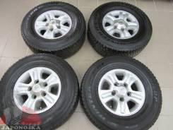 Оригинальные колеса с Toyota Land Cruiser. 8.0x16 5x150.00