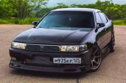 Обвес кузова аэродинамический. Toyota Cresta. Под заказ