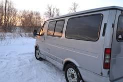 ГАЗ 2217 Баргузин. Продам ГАЗ 2217 Соболь, 2 400 куб. см., 8 мест
