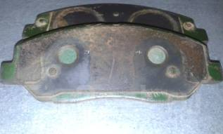 Колодка тормозная. Kia Sorento, XM Двигатели: D4HB, G4KE