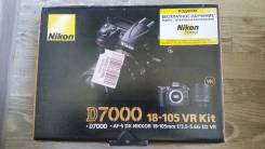 Nikon D7000. 15 - 19.9 Мп, зум: 14х и более