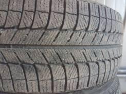 Michelin X Radial. Зимние, без шипов, 2014 год, износ: 5%, 3 шт