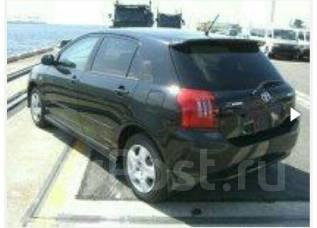 Toyota Corolla Runx