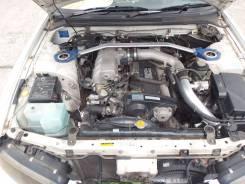 Проставка под датчик температуры охлаждающей жидкости. Nissan Skyline, ECR33 Двигатель RB25DET