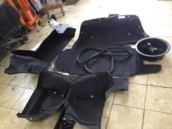 Обшивка багажника. Toyota Aristo, JZS161, JZS160