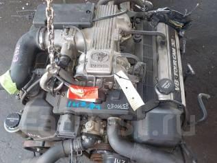 Блок цилиндров. Toyota Celsior, UCF10 Двигатель 1UZFE