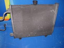 Радиатор кондиционера. Citroen C3