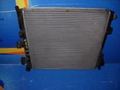 Радиатор охлаждения двигателя. Citroen C3