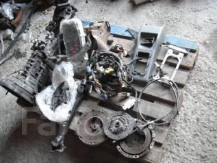 Механическая коробка переключения передач. Suzuki Jimny, JB23W Двигатель K6A