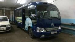 Hyundai County. Автобус , 3 907 куб. см., 24 места