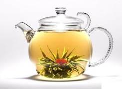 Чай цветочный.