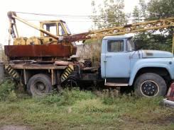 ЗИЛ 130. Автокран на базе ЗИЛ-130, 6 300 кг., 7 м.