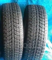 Dunlop Grandtrek SJ6. Зимние, без шипов, 2006 год, износ: 40%, 2 шт