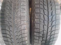 Michelin Latitude X-Ice. Зимние, без шипов, без износа, 2 шт