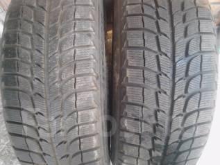 Michelin Latitude X-Ice. Зимние, без шипов, без износа, 2 шт