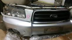 Ноускат. Subaru Forester