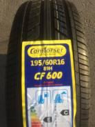 Comforser CF600. Летние, 2016 год, без износа, 4 шт
