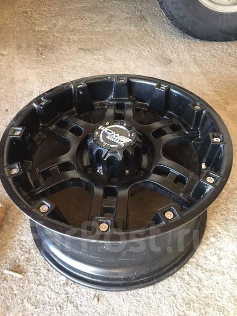 """PDW Wheels. 8.5x18"""", 6x139.70, ET30"""