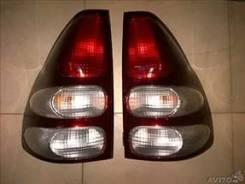 Стоп-сигнал. Toyota Land Cruiser Prado, TRJ125, RZJ120, LJ120, LJ125, KDJ125, GRJ120, TRJ120, GRJ121, KZJ120, GRJ125, VZJ125, KDJ121, KDJ120, VZJ121...