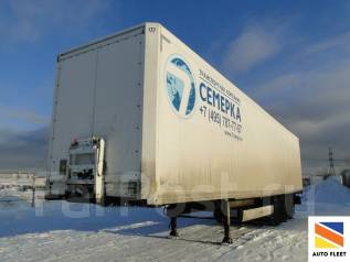 Krone SD. Продаю полуприцеп изотермический фургон, 29 800 кг.