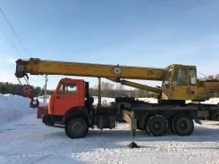 Ивановец КС-45717К-1. Продам Автокран Ивановец 25 тонн, 11 760 куб. см., 25 000 кг.