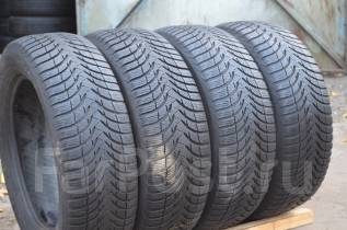 Michelin Alpin. Зимние, без шипов, износ: 20%, 4 шт